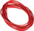 BAAS KR1-RT CABLE 0,5 MM LENGTH: 5 METER, RED